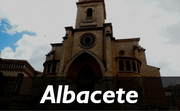 alquiler coches furgonetas Albacete