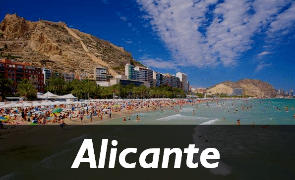 alquiler coches furgonetas Alicante
