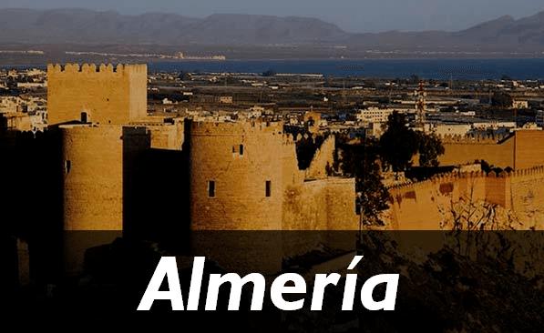 alquiler coches furgonetas Almeria