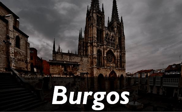 alquiler coches furgonetas Burgos