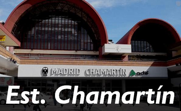alquiler coches furgonetas Chamartin