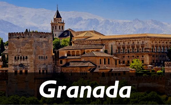 alquiler coches furgonetas Granada
