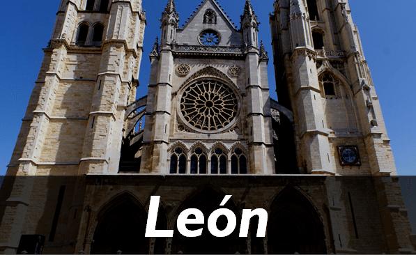 alquiler coches furgonetas Leon
