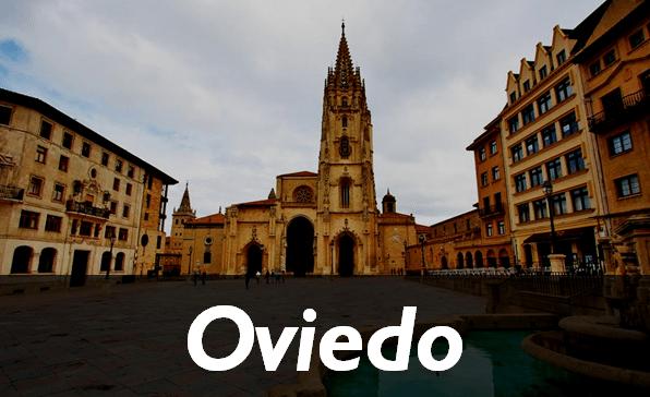 alquiler coches furgonetas Oviedo