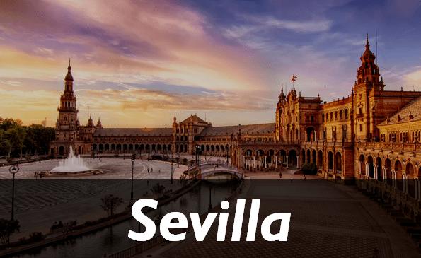 alquiler coches furgonetas Sevilla