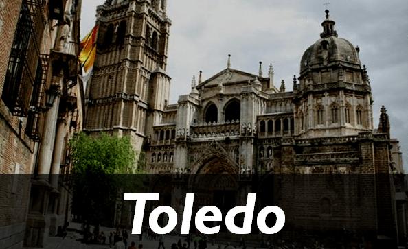 alquiler coches furgonetas Toledo