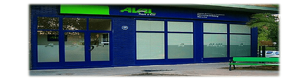 central aval rent a car