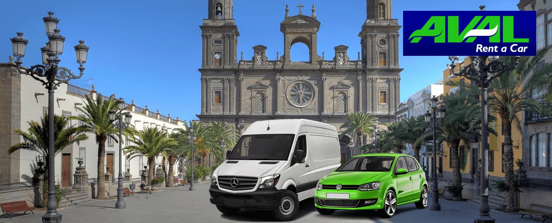 Alquiler coches furgonetas las palmas de gran canaria aval for Oficina de correos las palmas de gran canaria