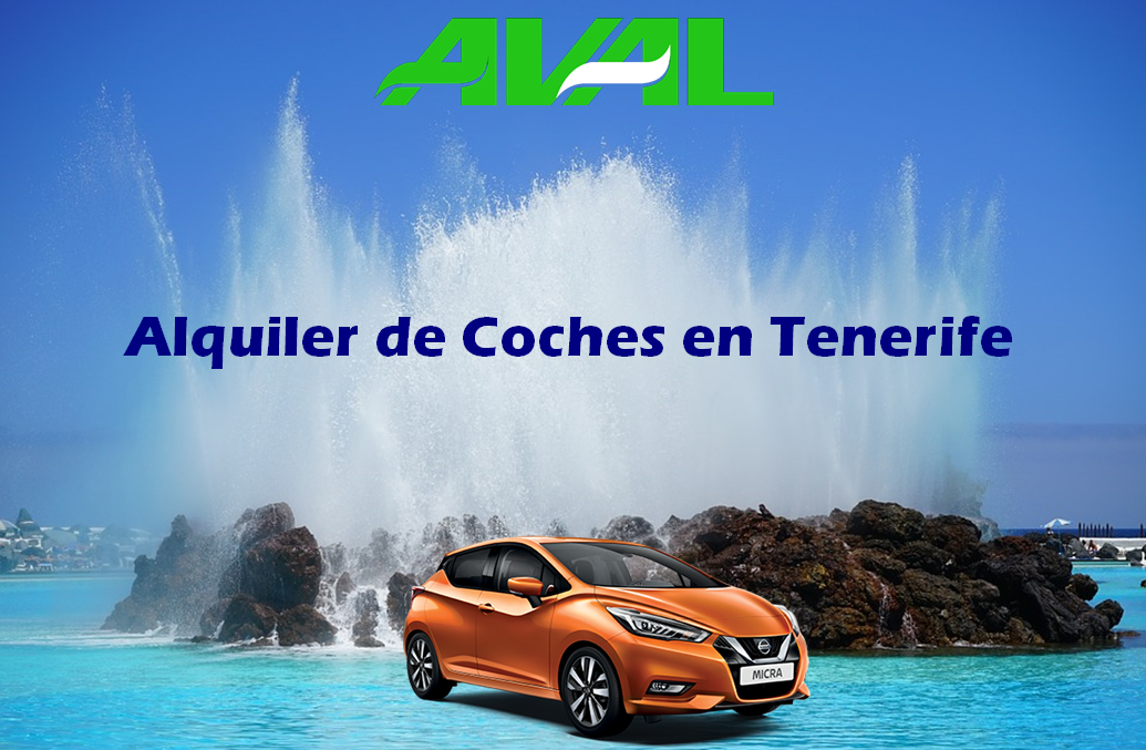 alquiler coches tenerife aval rent a car
