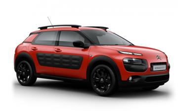 Reserva C. Citroën Cactus