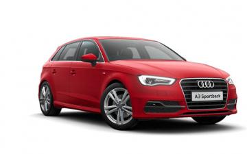 Reserva F. Audi A3 o Similar