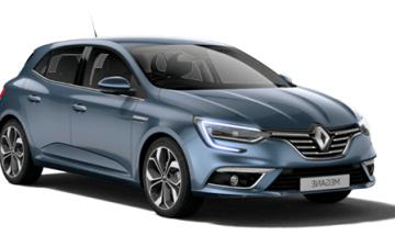 Reserva C. Renault Megane o Similar