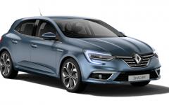 C. Renault Megane o Similar